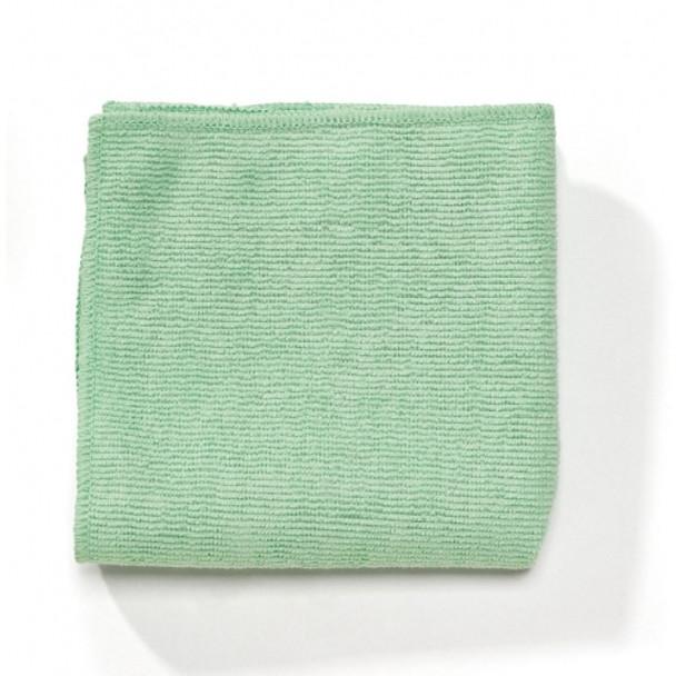Rubbermaid Professional Mf Cloth Green