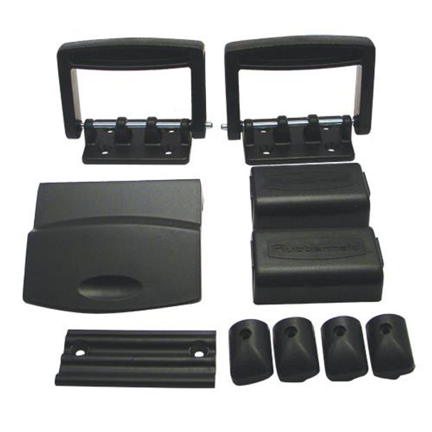 Rubbermaid Latch & Handle Kit