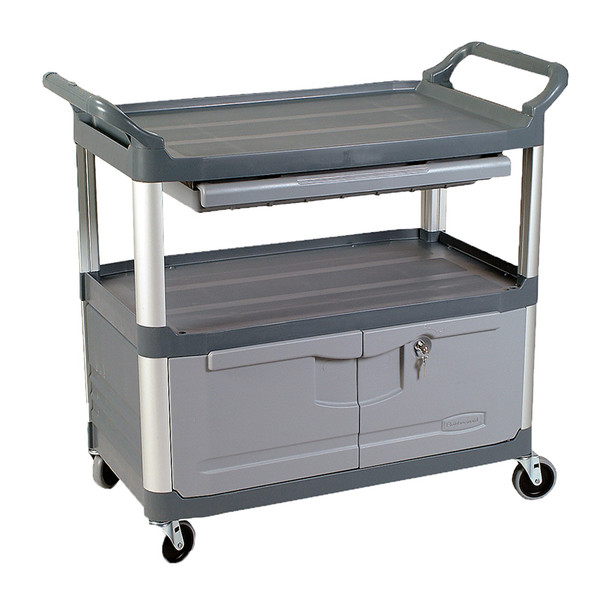 Rubbermaid X-Tra™ Cart Incl. Drawer + Cabinet