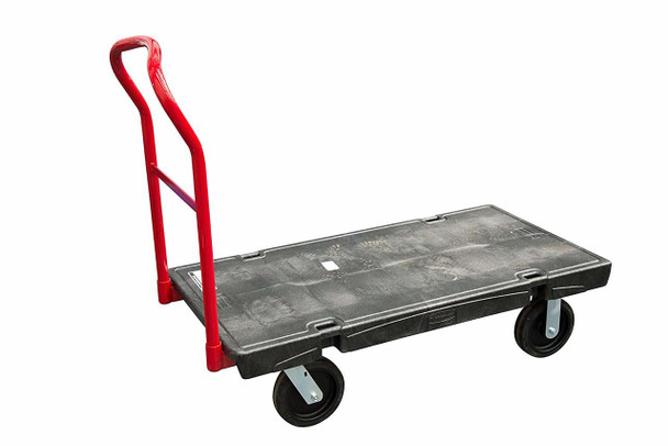 Rubbermaid Heavy Duty Platform Truck - Large