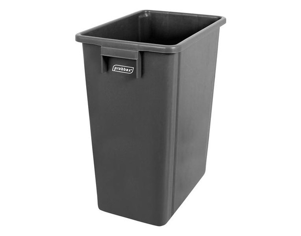 Probbax Recycling Bin 40L - Grey