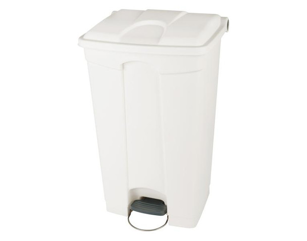 Probbax Step-On Container 90L - White