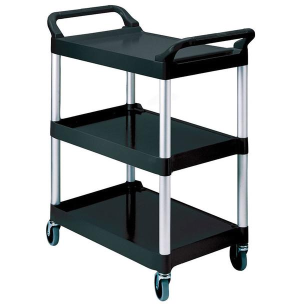 Rubbermaid Utility Cart - Black