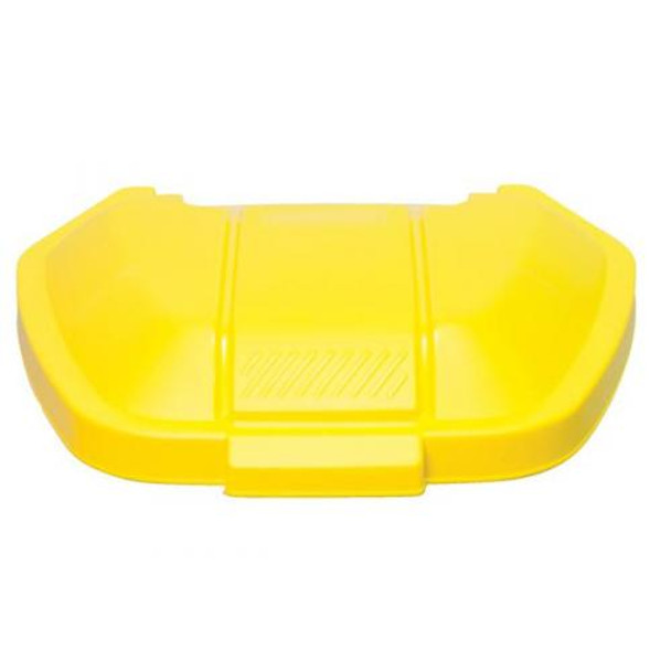 Rubbermaid Mobile Container Lid - Yellow