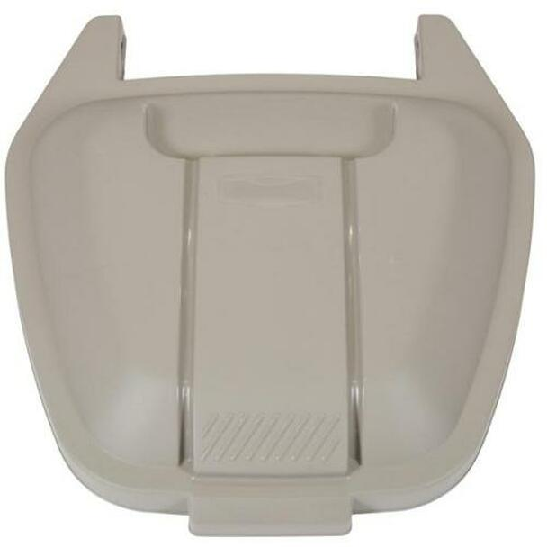 Rubbermaid Mobile Container Lid - Beige