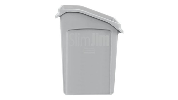 Rubbermaid Slim Jim Under Counter Container 87 L - Gray