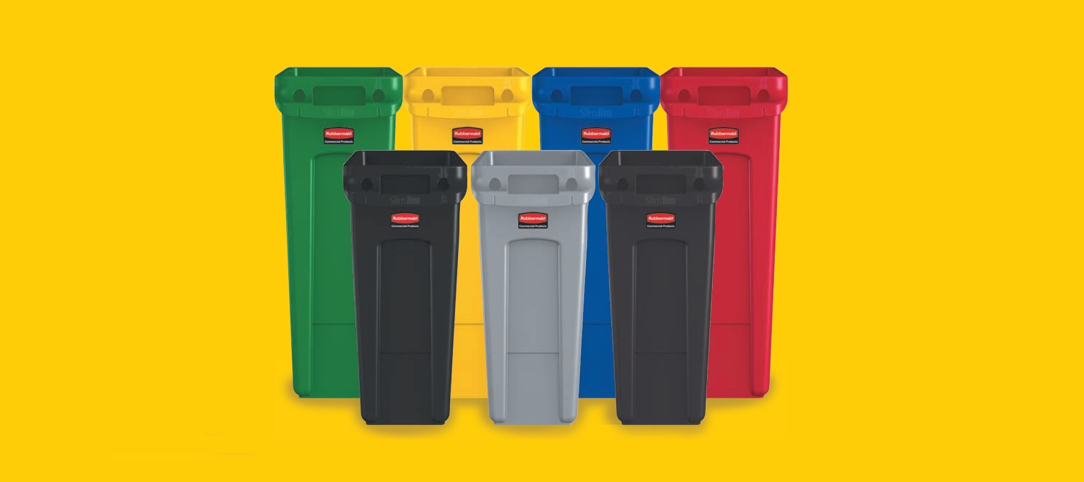 Slim Jim Container Bins