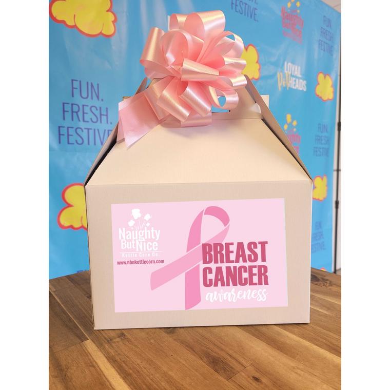 BREAST CANCER AWARENESS GABLE BOX