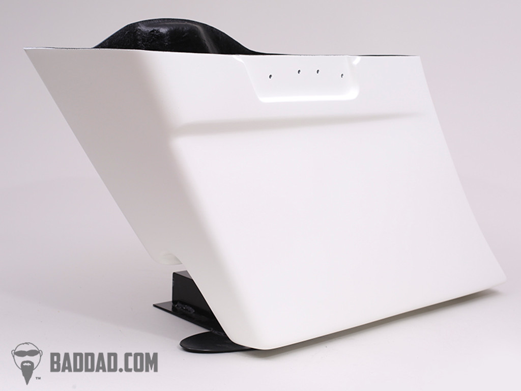 BAD DAD COMPETITION SERIES STRETCHED SADDLEBAGS FOR 93-2013
