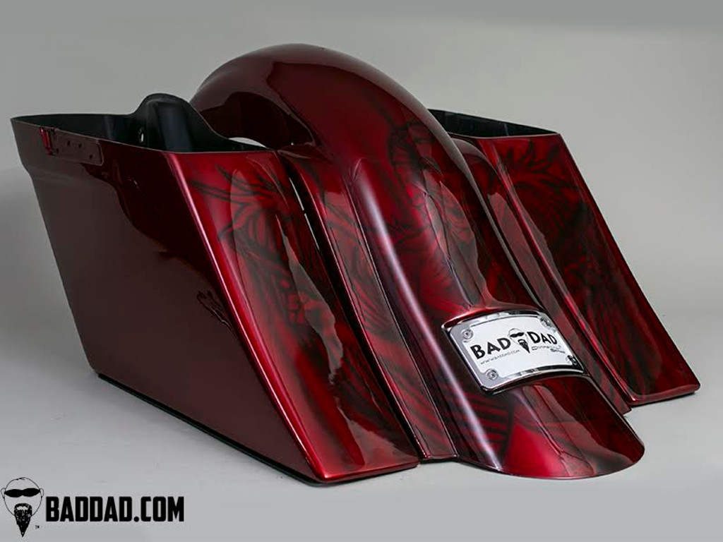 BAD DAD COMPETITION SERIES FENDER FOR 97-2014+