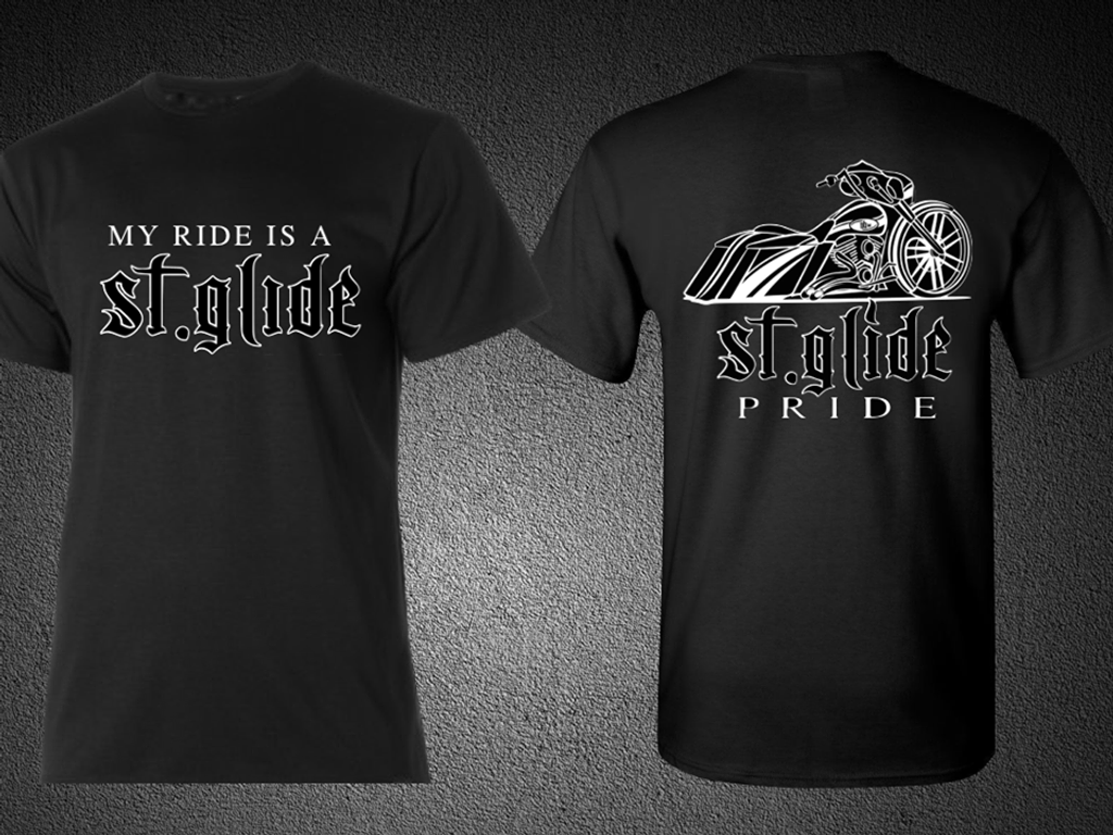 MY RIDE (Street Edition) T-Shirt