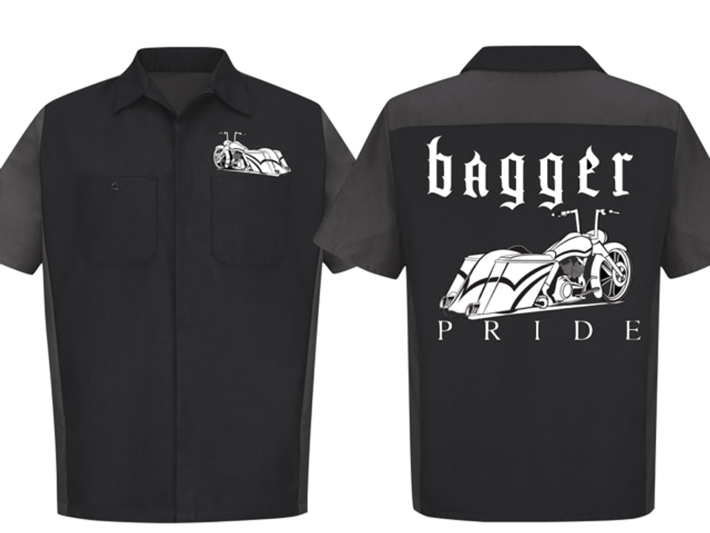 BAGGER PRIDE (King Edition) WORK SHIRTS