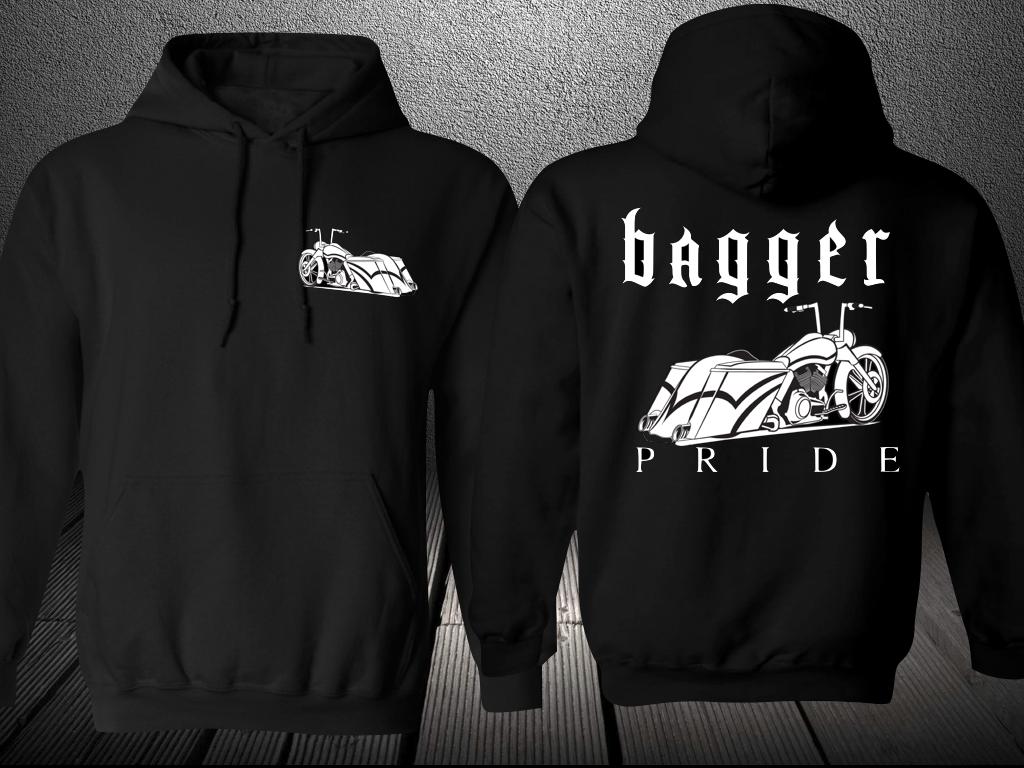 BAGGER PRIDE HOODIES