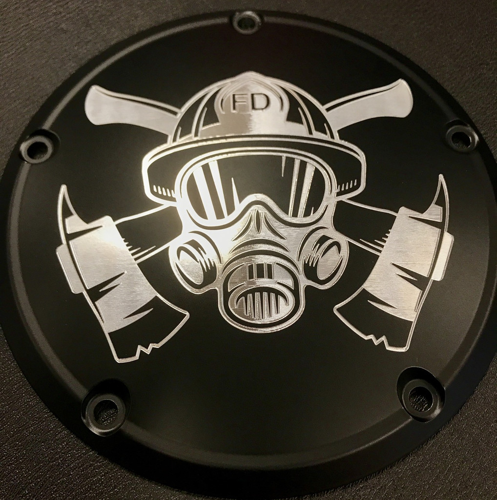 FIREFIGHTER DERBY COVER