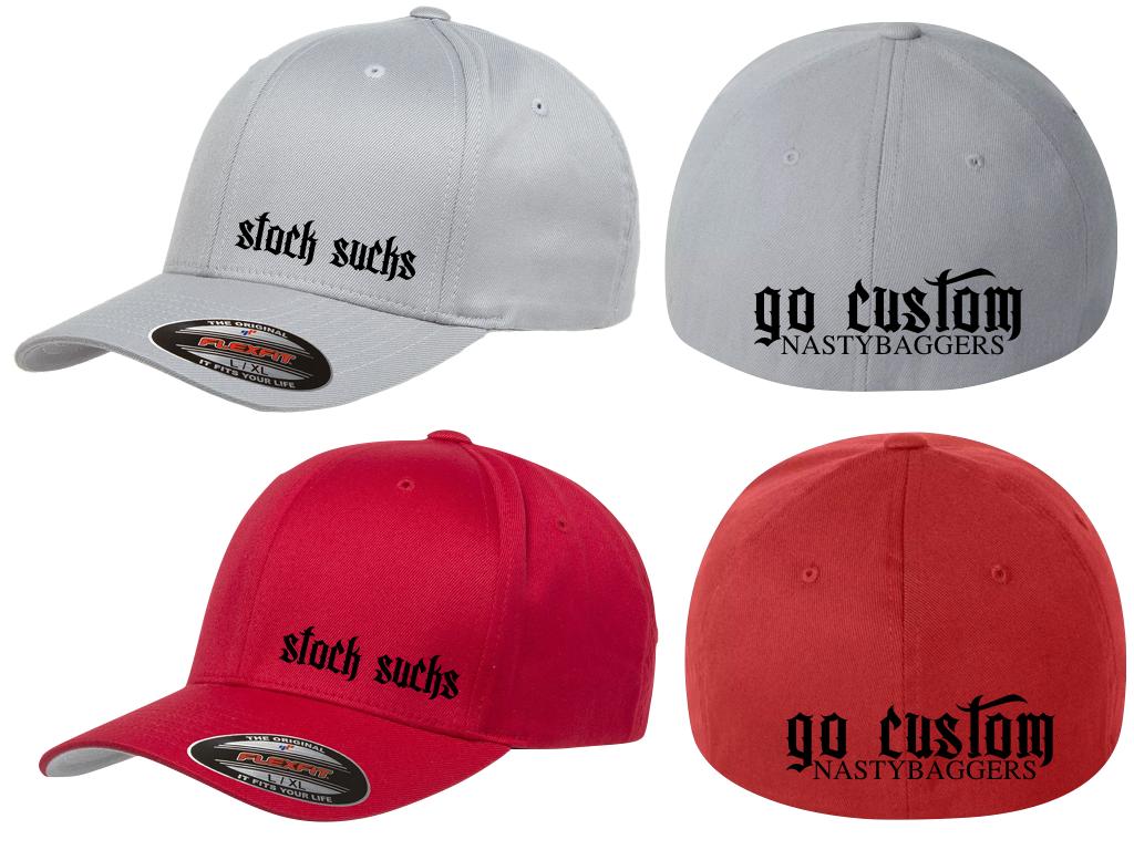 STOCK SUCK HAT