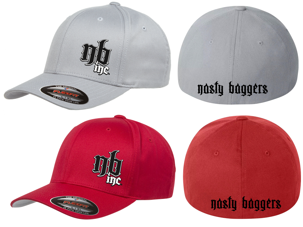 1c7a903ce52c7 NASTY BAGGERS INC. HAT - Nasty Baggers