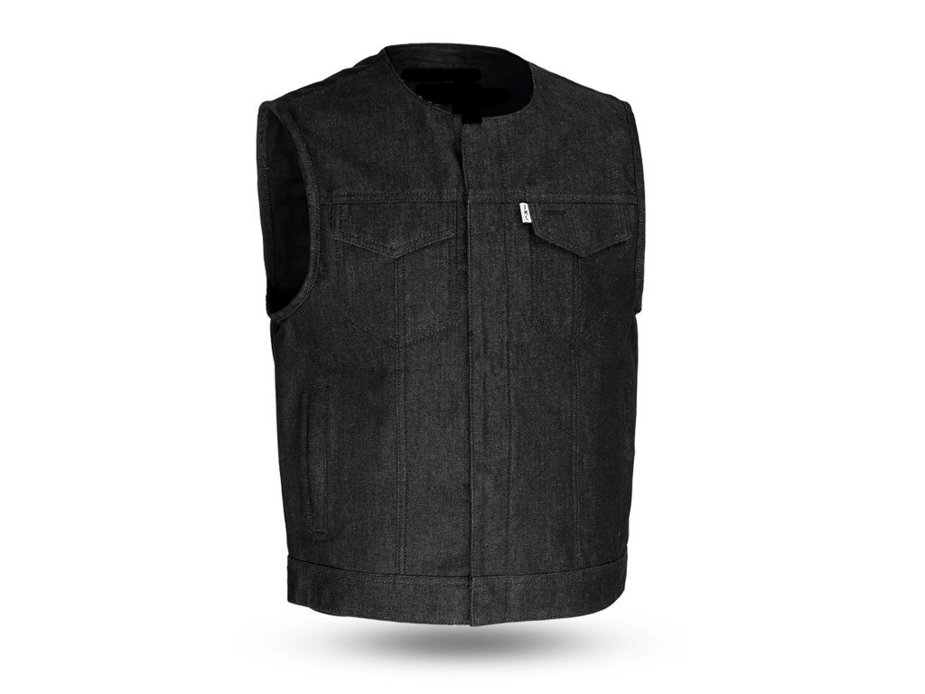 THE MURDOCK DENIM VEST