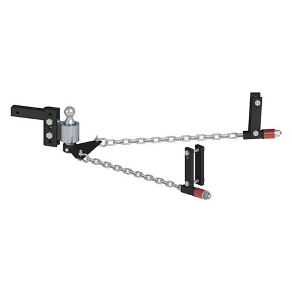 """8"""" DROP/RISE WEIGHT DISTRIBUTION HITCH"""