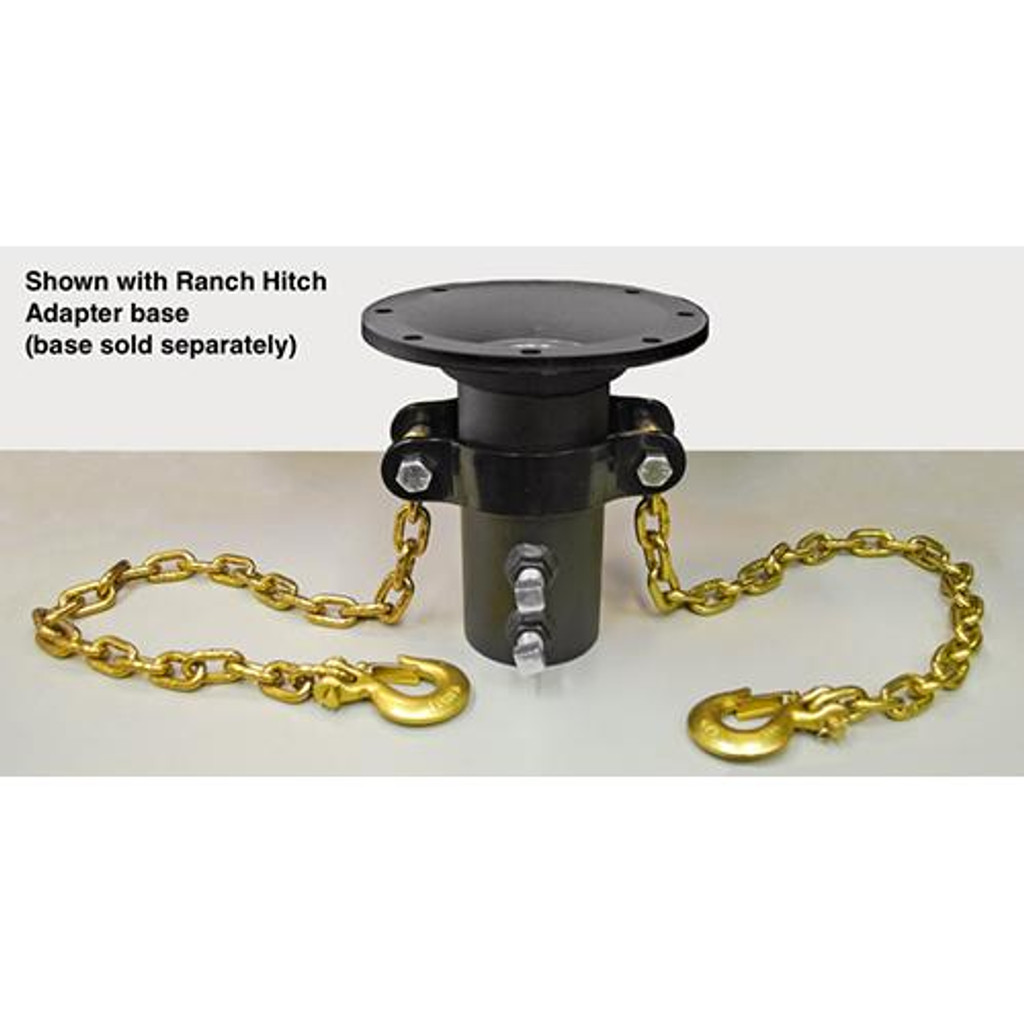 RANCH HITCH ADAPTER SAFETY CHAINS