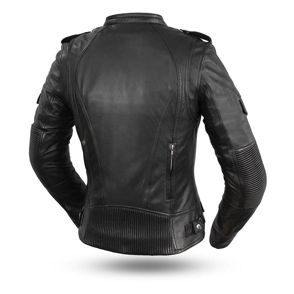 TANTRUM LEATHER JACKET