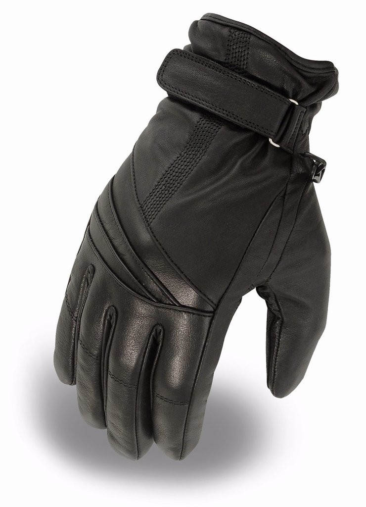 LADIES WATERPROOF LEATHER GLOVES