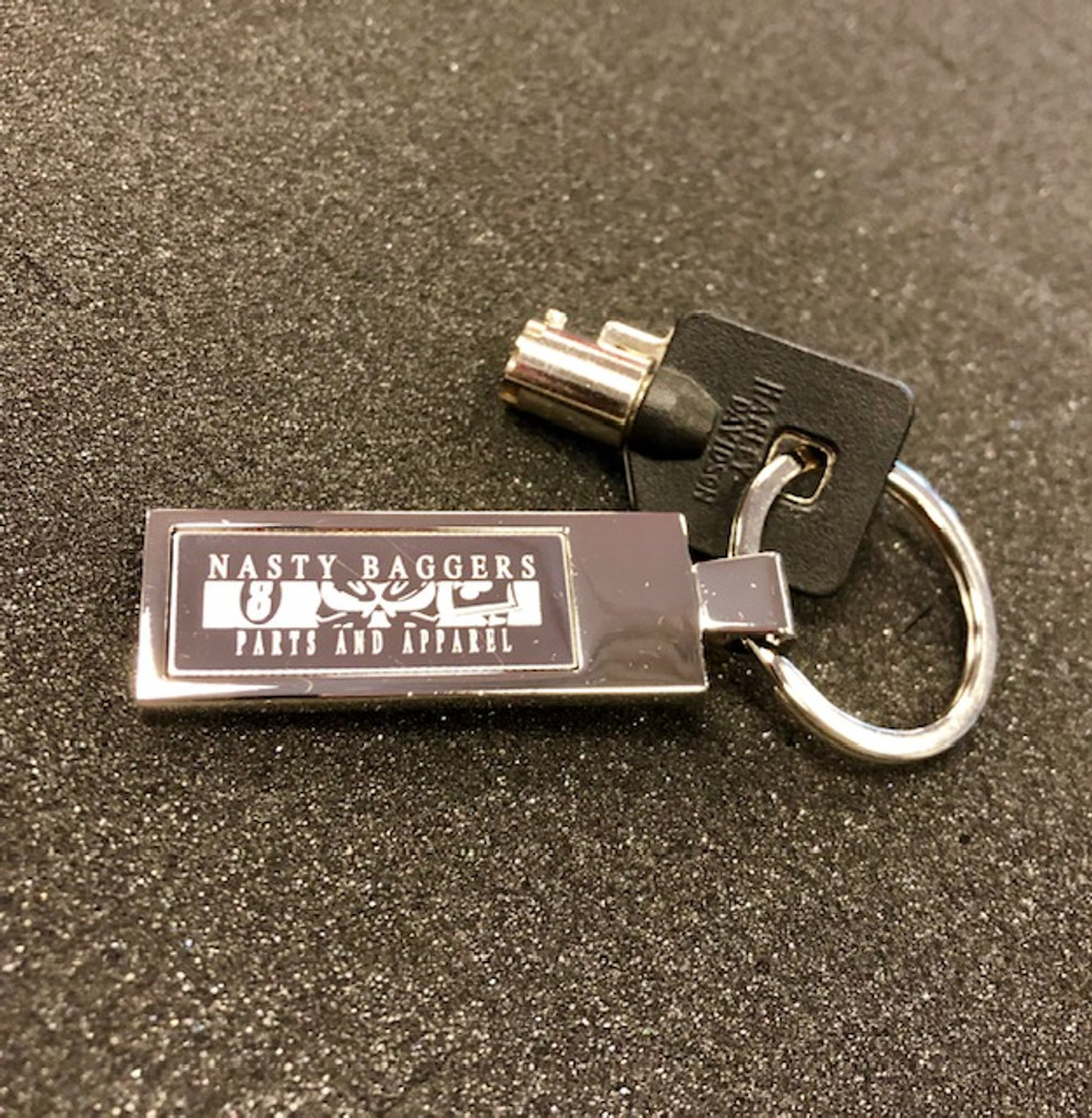 Nasty Baggers Key Chain