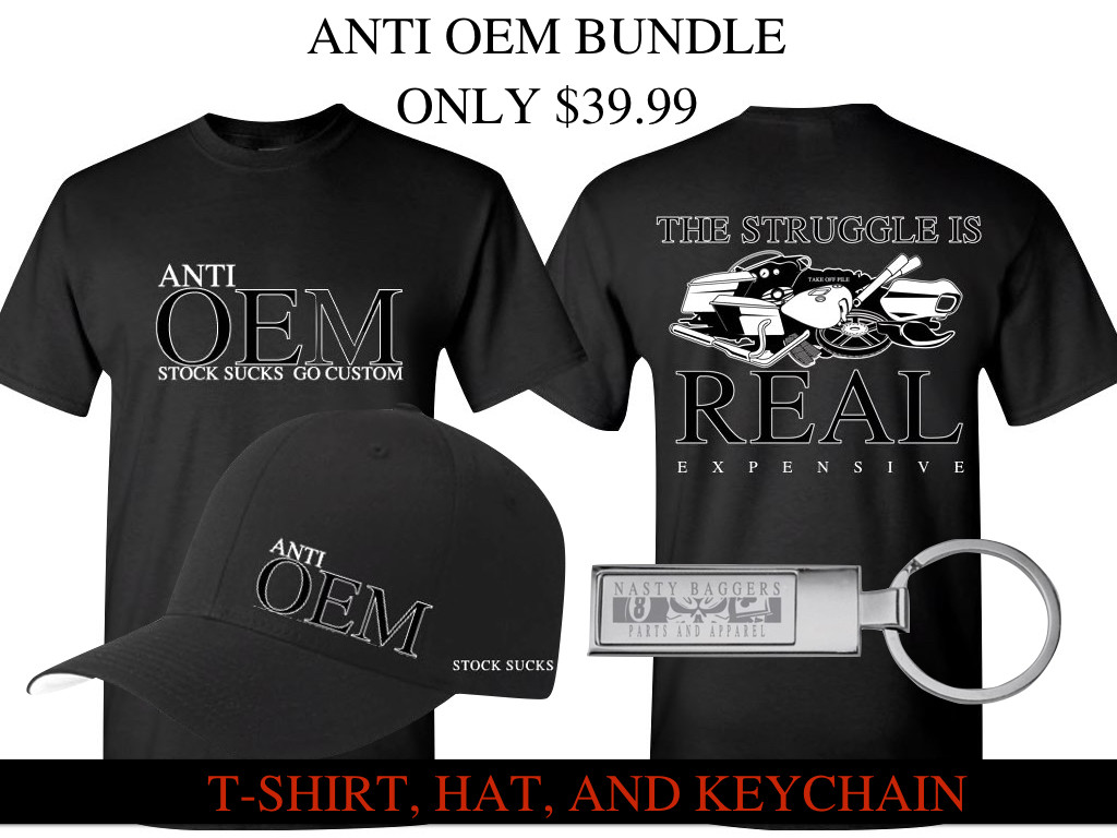 Anti-OEM Black Edition Bundle