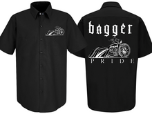BAGGER PRIDE (Street Edition) WORK SHIRTS