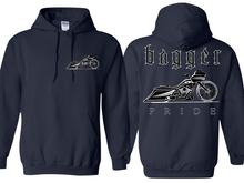 BAGGER PRIDE (Road Edition) HOODIE