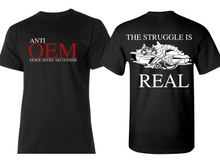ANTI-OEM (Red Edition) T-Shirt