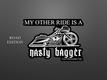 MY OTHER RIDE (Road Edition) T-Shirt