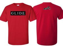 GLIDE LOGO (ROAD EDITION) T-SHIRT