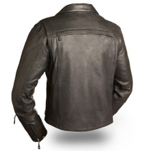 60's NEW YORKER LEATHER JACKET