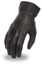 LADIES LIGHT LINED LEATHER GLOVES