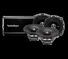 Prime Harley-Davidson® 160 Watt 4-Channel System (1998-2013)