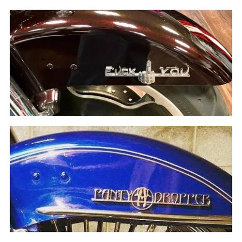 Design Your Own Fender Emblems