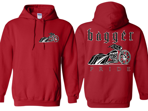 BAGGER PRIDE (Street Edition) HOODIE