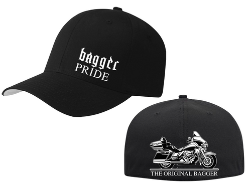 BAGGER PRIDE (Electric Edition) HAT