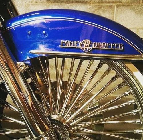 Panty Dropper Fender Emblems