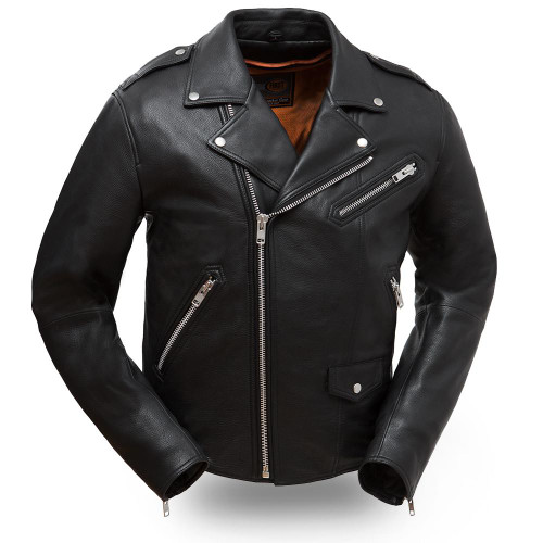 ENFORCER LEATHER JACKET