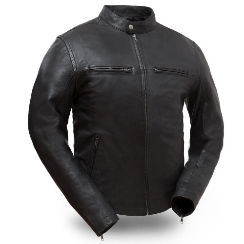 HIPSTER LEATHER JACKET