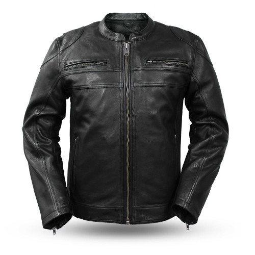 NEMESIS LEATHER JACKET
