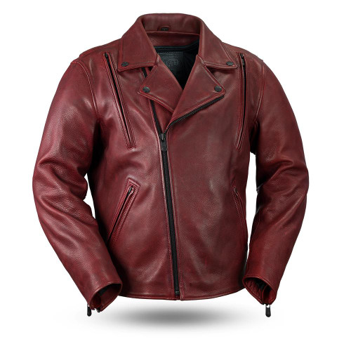 NIGHT RIDER LEATHER JACKET