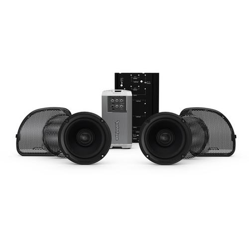 2 Speaker & Amp Kit for Road Glide® & Street Glide® 2014+