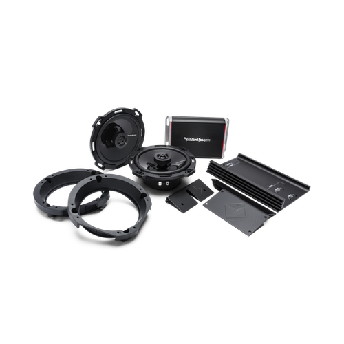 Front Audio Kit (1998-2013) for ® Street Glide® and Road Glide®