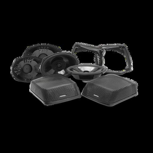 Power Rear Audio Kit (1998-2013) for Road Glide® & Street Glide®