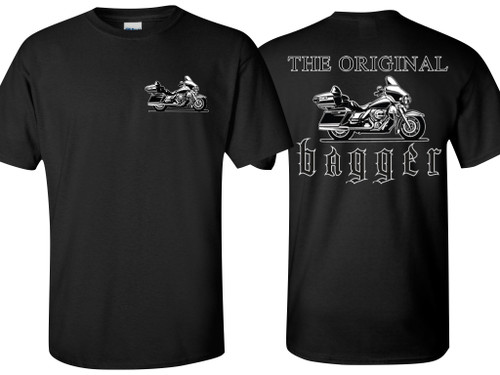 THE ORIGINAL BAGGERS (Electra Edition) T-SHIRT