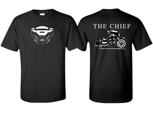 THE CHIEF (Chieftain  Edition) T-shirt