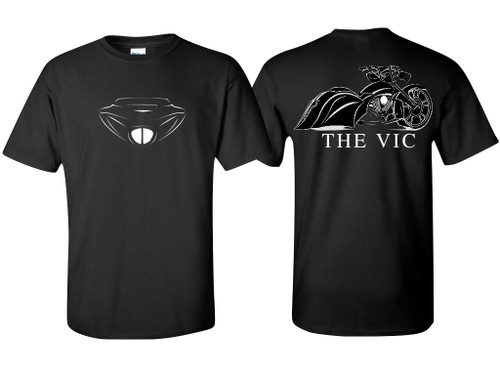 THE VIC (Cross Country  Edition) T-shirt