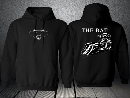 THE BAT (Street Edition) HOODIE